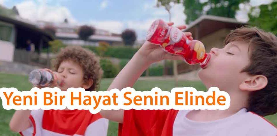 Hayat Su Reklam Filmi - Yeni Bir Hayat Senin Elinde – Çocuk