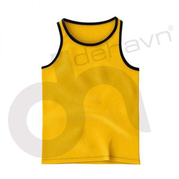 Antrenman Yeleği Sarı